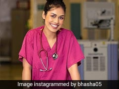 As The World Fights Coronavirus, Indian-origin Miss England Bhasha Mukherjee To Rejoin As A Doctor In UK