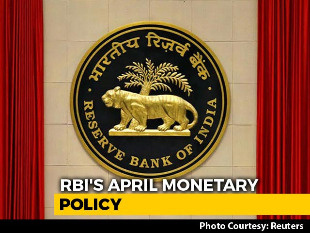 """Video : """"COVID-19 Hangs Over Future Like A Spectre"""": RBI Amid Lockdown"""