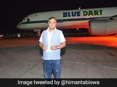 Coronavirus से लड़ाई को तैयार असम, चीन से 50,000 PPE किट्स लेकर गुवाहाटी में उतरा विमान