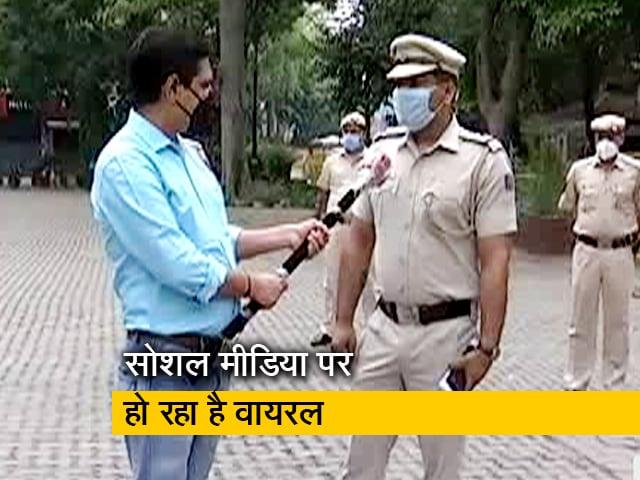 Videos : दिल्ली पुलिस के SI ने कोरोनावायरस के खिलाफ बनाया गाना