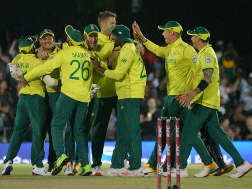 South African Cricketers Test Negative For Covid-19 After India Tour