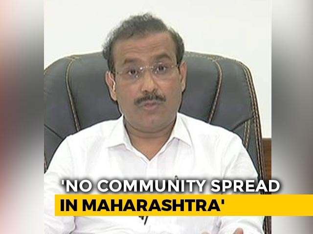 """Video : """"Lockdown Could Be Extended In Some Areas"""": Maharashtra Minister"""