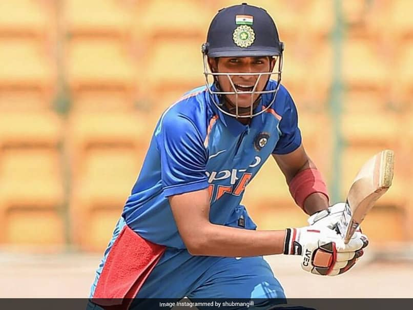 """Rohit Sharma Believes Shubman Gill Is """"Future Of Indian Cricket"""""""