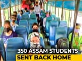 Video : Assam Flies Officials To Kota To Arrange Evacuation Of Stranded Students