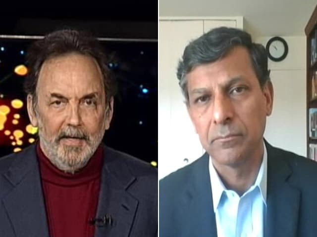 Video : Watch: Prannoy Roy, Raghuram Rajan On Economy Amid COVID-19 Crisis