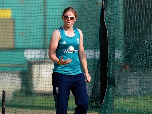 Coronavirus: England Captain Heather Knight Concerned For Womens Sport Post-Coronavirus