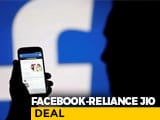 Video : Facebook Invests Rs 43,574 Crore In Reliance Jio