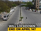 Video : Will Lockdown End On April 14? What Minister Said After Cabinet Meet