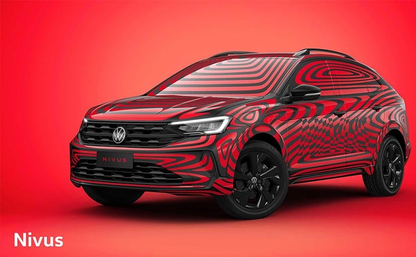 The VW Nivun Coupe SUV will be developed under the New Urban Coupe concept.