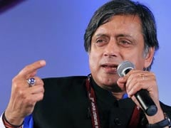 """I Stand With Modiji"": Jibe From Shashi Tharoor Over Ladakh's Buffer Zone"
