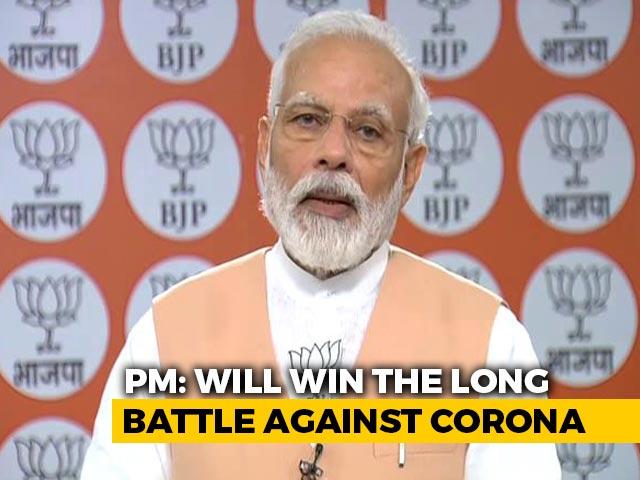 "Video : ""Maturity Showed By Public During Lockdown Unprecedented"": PM Modi"