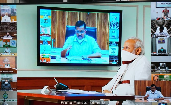 The 3 Things Arvind Kejriwal Told PM Modi In Video Conference On Lockdown
