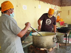 Jaipur Community Kitchen, Run By 25, Feeds 1,500 Daily Wagers Twice Daily