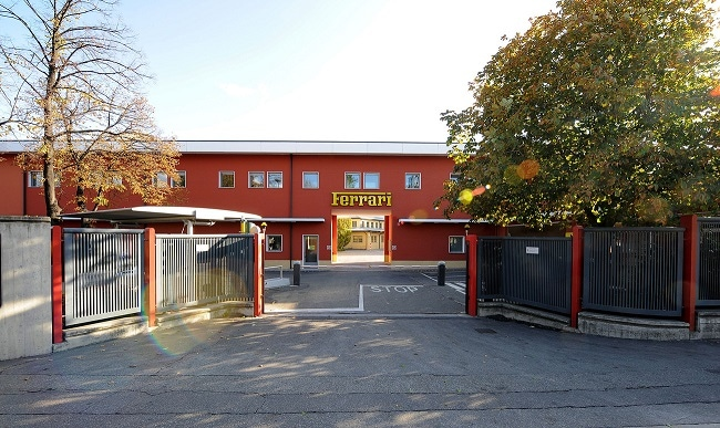 The respiratory valves are being made in Ferrari factory in Italian town of Maranello.