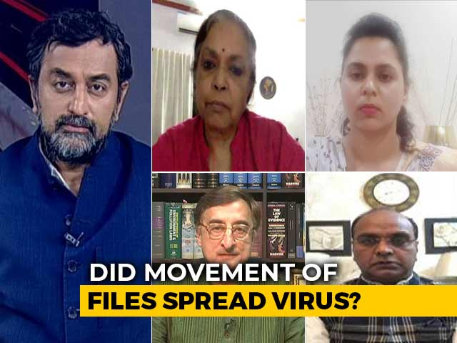 Video : Were COVID-19 IAS Officers Running Madhya Pradesh's Health Department?