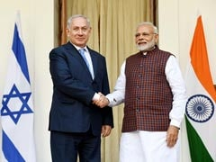 Israel, India Partners In Quest For Future With Low Carbon, Pollution Levels: Benjamin Netanyahu