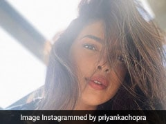 Priyanka Chopra Channeled Floral Vibes In A Sunny Spring Day Post