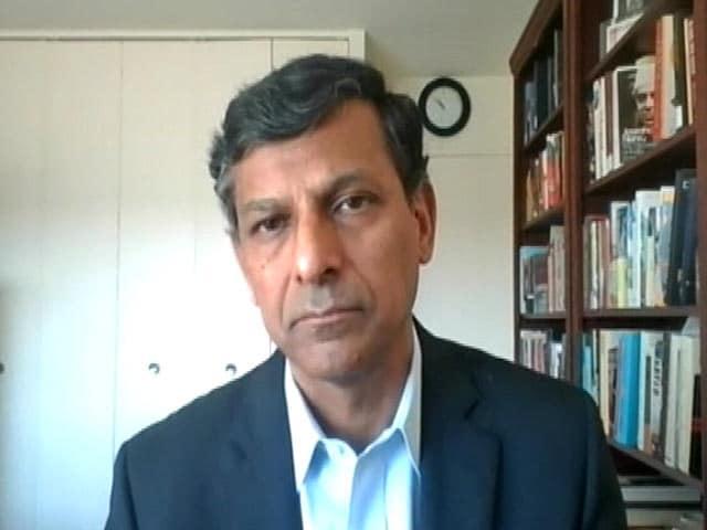 Video : Raghuram Rajan On Role Of Banks In Helping Small, Medium Industries Survive The Pandemic