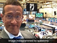 Watch: CNN's Richard Quest Reveals On Live TV He Has Coronavirus