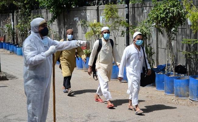 43 Have Coronavirus In Andhra Pradesh After Attending Delhi Mosque Event