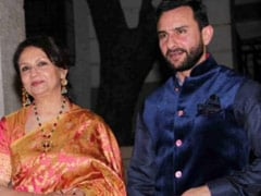 Saif Ali Khan Reveals Mother Sharmila Tagore's Plans Of Joining Instagram