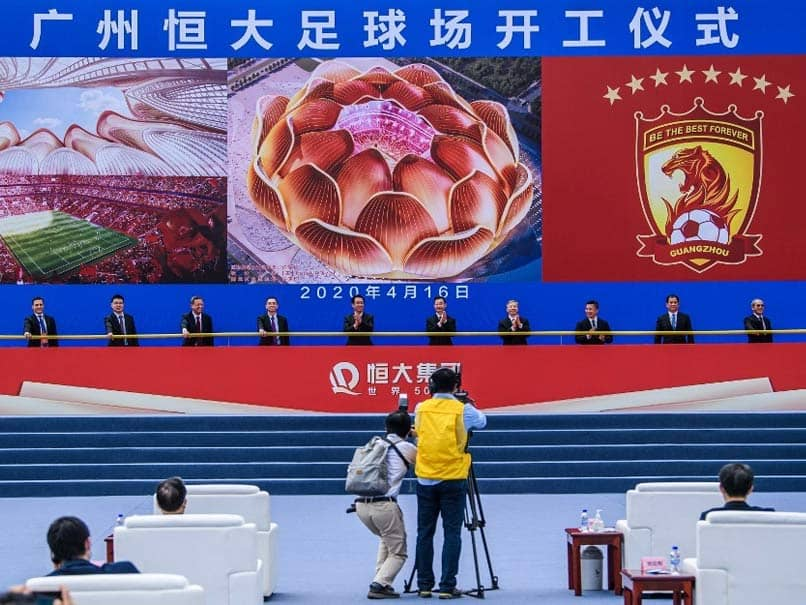 China Signals World Cup Ambitions With New Football Stadiums
