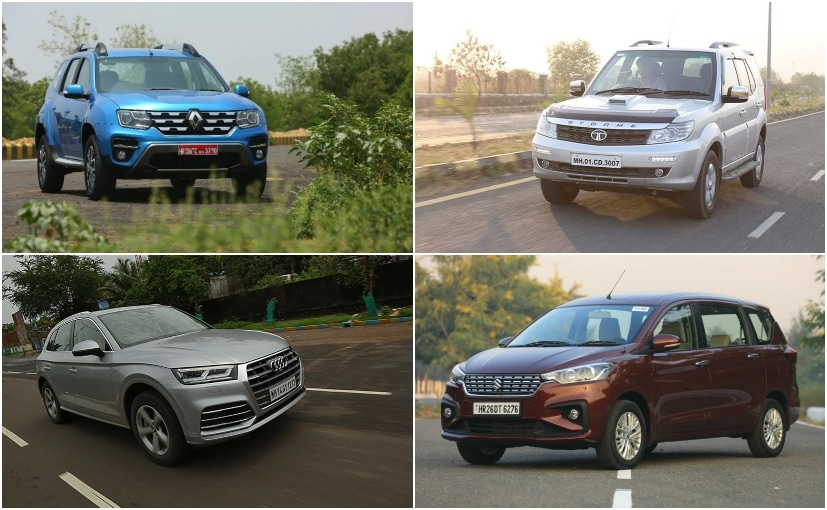 While some cars have been completely discontinued, the others stay with petrol engine options