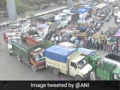 300 Shops Shut In Delhi's Azadpur Mandi After COVID-19 Death