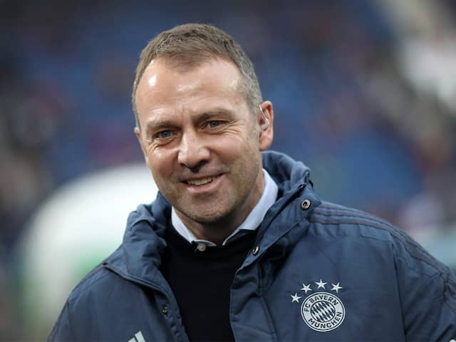 Bayern Munich Extend Contract With Coach Hansi Flick Until 2023