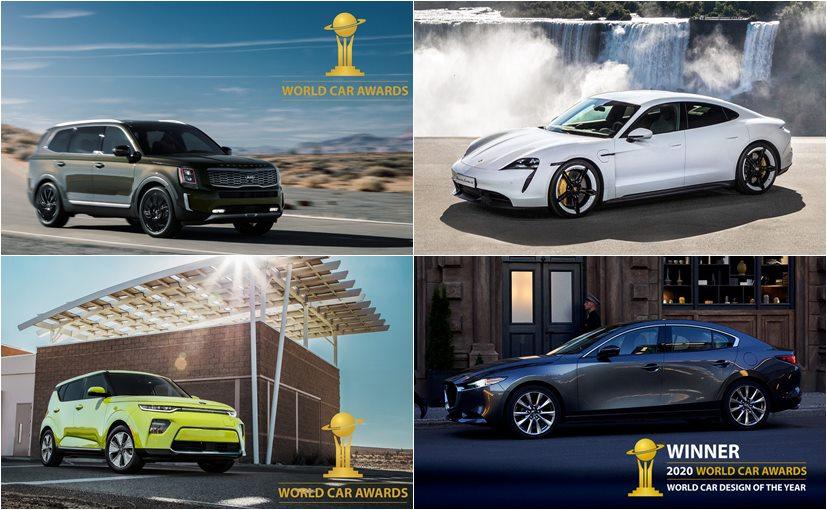 How Kia And Porsche Dominated The 2020 World Car Awards