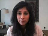 "Video : ""A Global Shock"": IMF's Gita Gopinath On The Coronavirus Pandemic"