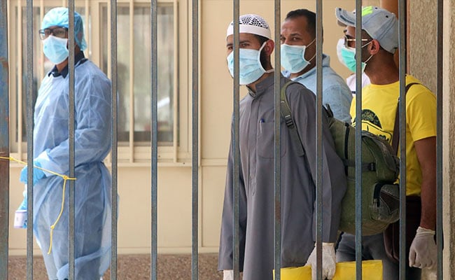 'Salad With No Dressing': Kuwaitis Quibble In Five-Star Quarantine