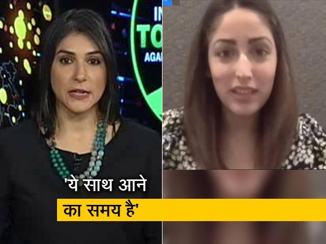 Videos : सोशल मीडिया पर वीडियो अपलोड करना गलत नहीं : यामी गौतम