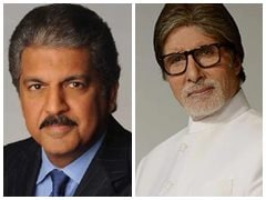 Here's Why Social Media is Asking Anand Mahindra and Amitabh Bachchan To Uninstall Whatsapp