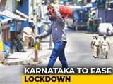 Video : Karnataka Lifts Some Curbs Starting Thursday Amid COVID-19 Lockdown