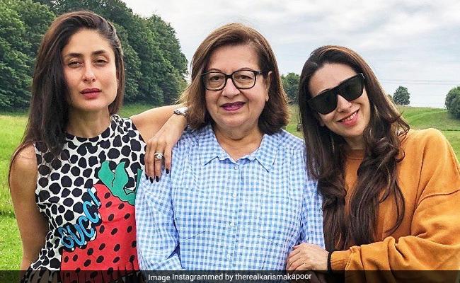On Babita's 73rd Birthday, Adorable Wishes From Kareena And Karisma Kapoor