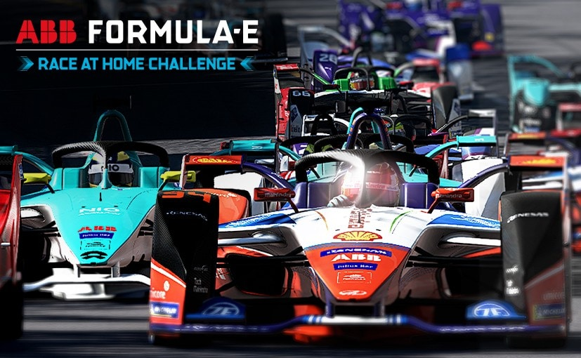 Mahindra Racing's Jerome d'Ambrosio & Pascal Wehrlein To Compete In Formula E Race At Home Challenge