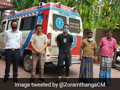 They Drove 3,000 km With Coffin From Chennai. Watch Mizoram Say Thanks