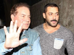 Why Salman Khan's Father Salim Khan Leaves Home Every Day During Lockdown