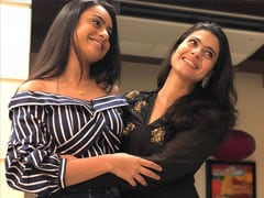 "On Nysa's Birthday, Kajol Couldn't Be Happier That Her Daughter's ""Almost An Adult"""