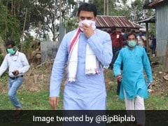 त्रिपुरा CM बिप्लब देब ने पंजाबी-जाट समुदाय की भावनाओं को ठेस पहुंचाने के लिए मांगी माफी