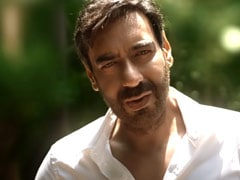 "<I>Thahar Ja</I>: Ajay Devgn, Assisted By Son Yug, 9, Asks Fans To ""Pause, Reflect And Pray"" In New Song"