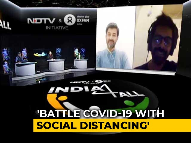Musician Duo Sachin-Jigar Emphasise On Social Distancing During The Lockdown