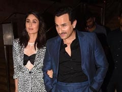 "Saif Ali Khan Has Been ""Coaxing"" Kareena Kapoor To Teach Him This One Thing During Lockdown"