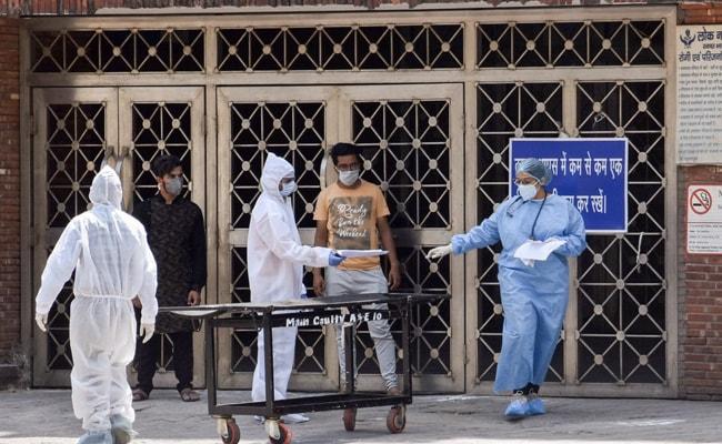 Coronavirus - Patients Allegedly Assault, Abuse Doctors At Delhi COVID-19 Hospital