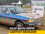 Video : Cartist At 2020 Auto Expo