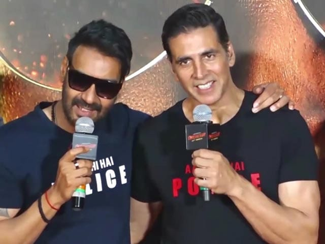 Ent Wrap: Akshay Supports Multiplex Owner, The Batman Release Postponed