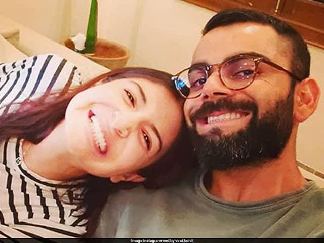 "Coronavirus: Virat Kohli Shares New Picture With Anushka Sharma, Asks People To ""Stay Home, Stay Safe"""