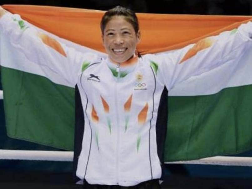 """Mary Kom Reveals Her Mantra For Success, Says """"Work Hard And Be Honest"""""""