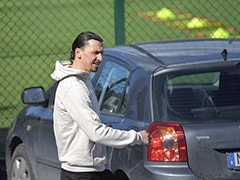 Zlatan Ibrahimovics Return To Training With Swedens Hammarby Sparks Rumours About Future